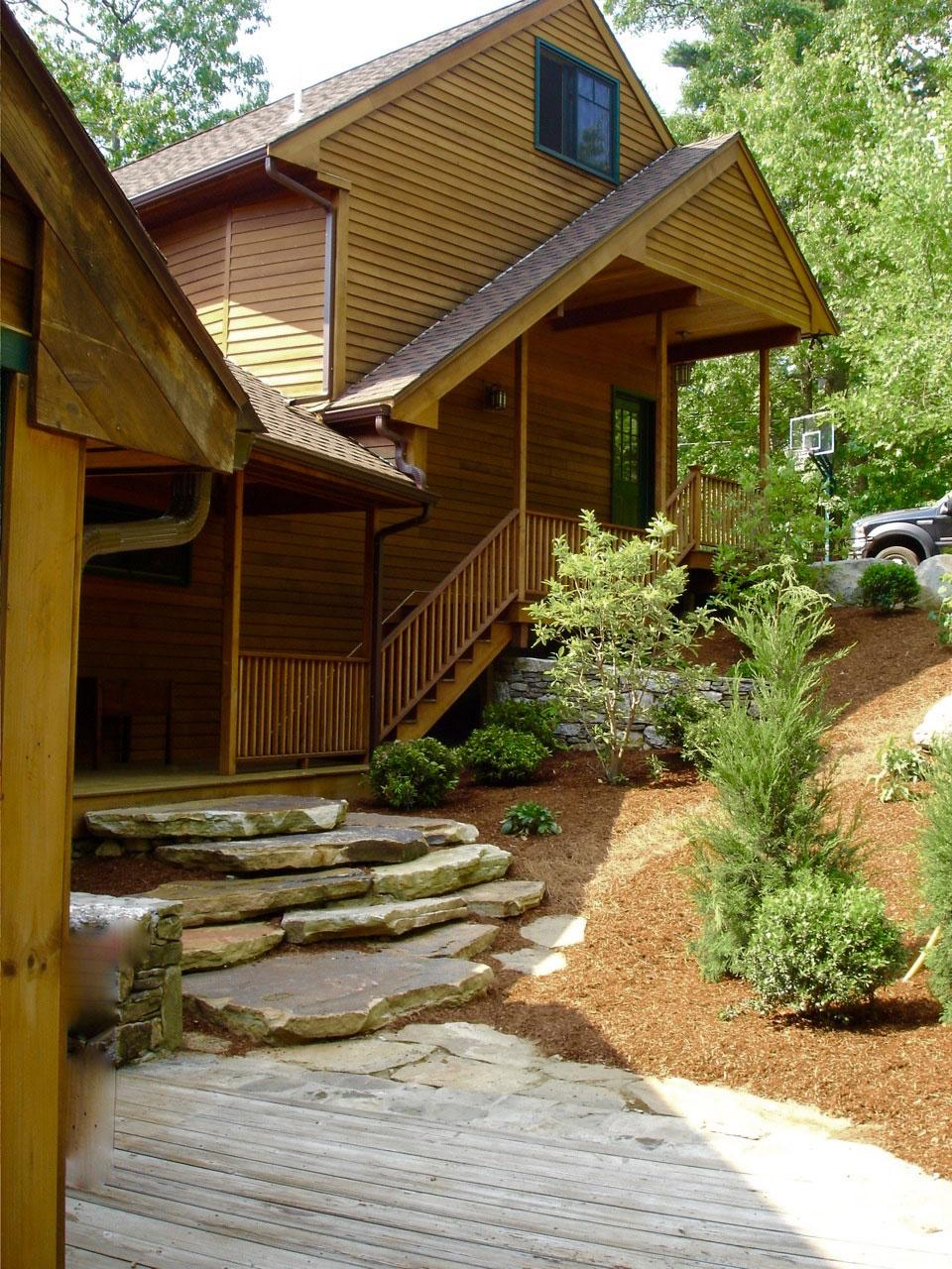 Landscape design landscaping new leaf landscape design for New landscape design